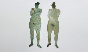 Illustration på kvinnor